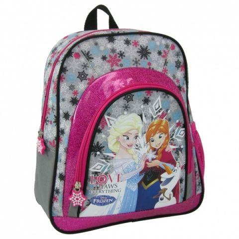 Dětský batoh FROZEN dívčí růžový Disney