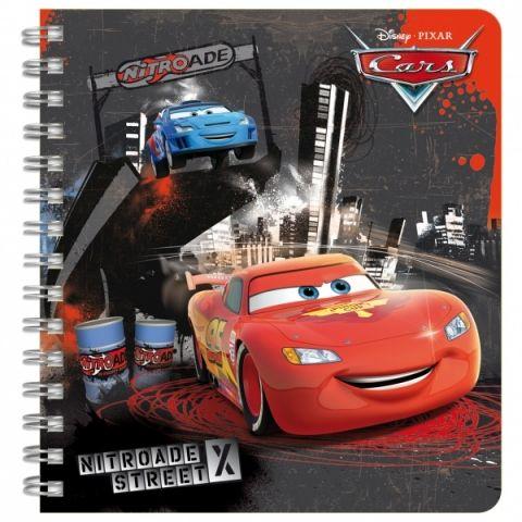 Blok CARS Disney