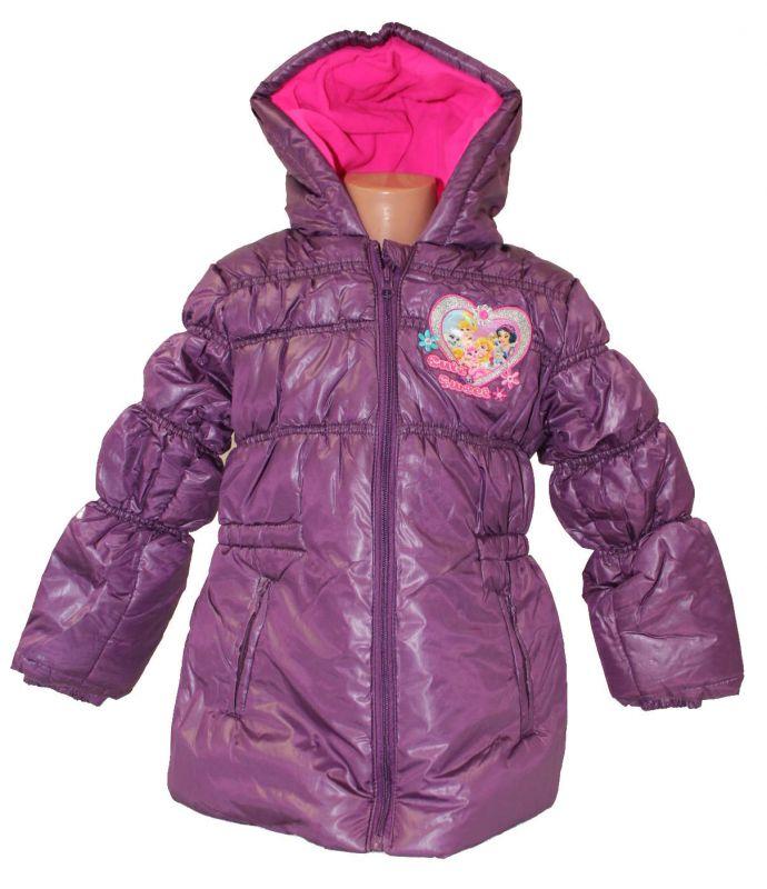 Dětská podzimní/zimní bunda - PRINCESS Disney