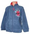 Fleesová mikina - SPIDERMAN- modrá
