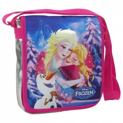 Kabelka, taška FROZEN dětská kabelka přes rameno disney dívčí kabelka frozen