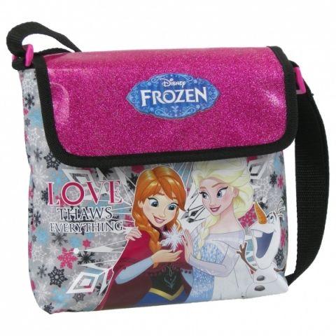 Kabelka, taška FROZEN dětská kabelka disney dívčí kabelka Frozen dětská kabelka přes rameno