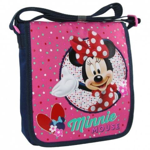 Kabelka MINNIE růžová Disney