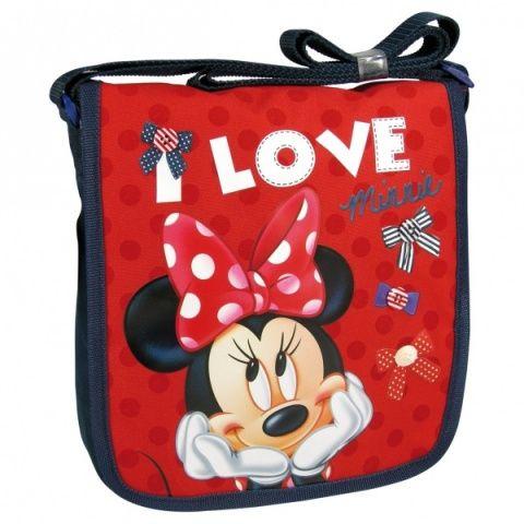 Kabelka, taška MINNIE, dětská kabelka Minnie dívčí kabelka přes rameno disney dětská taška