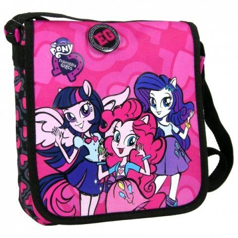 Kabelka MY LITTLE PONY dětská kabelka My little pony dívčí kabelka s poníkem dětská kabelka přes rameno Derform