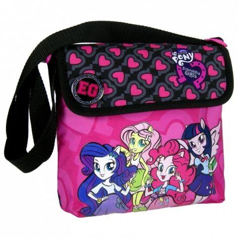 Kabelka, taška MY LITTLE PONY dětská kabelka s poníkem dívčí kabelka my little pony dětská taška přes rameno Derform