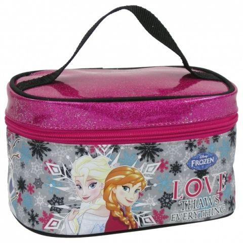 Kosmetická taška FROZEN, dívčí kosmetická taška Disney