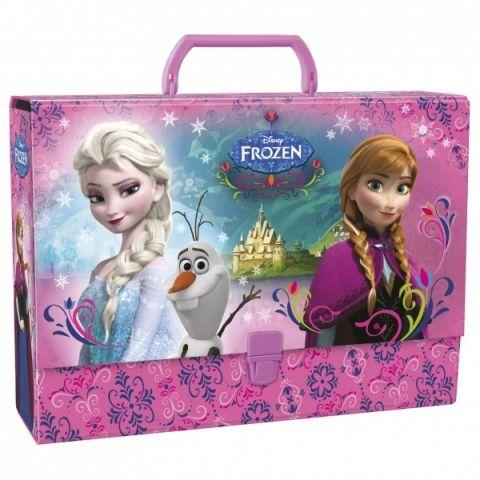 Dětský kufr FROZEN velikost A4 Disney