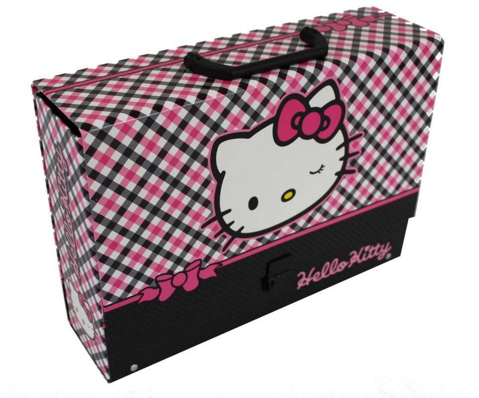 Dětský kufr Hello Kitty Sanrio