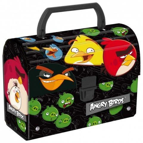 Kufr, kufřík Angry Birds Rio
