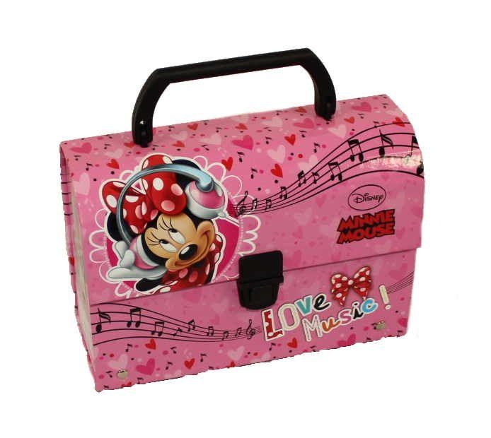 Kufr, kufřík Minnie Disney