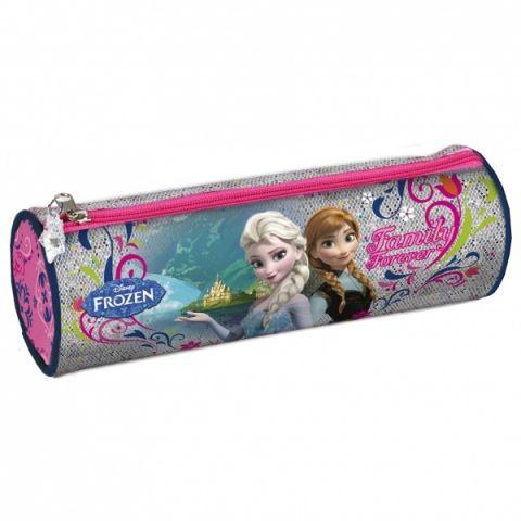 Kulatý penál, pouzdro na tužky FROZEN Disney