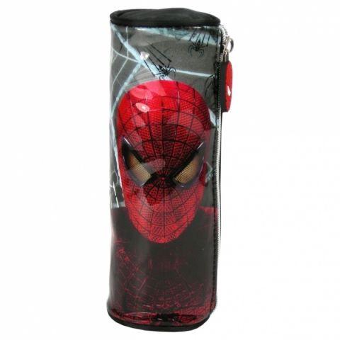 Kulatý penál, pouzdro na tužky SPIDERMAN Marvel