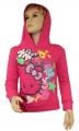 Mikina s kapucí HELLO KITTY - růžová