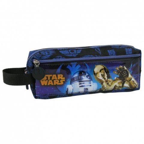 Penál, pouzdro na tužky STAR WARS Disney
