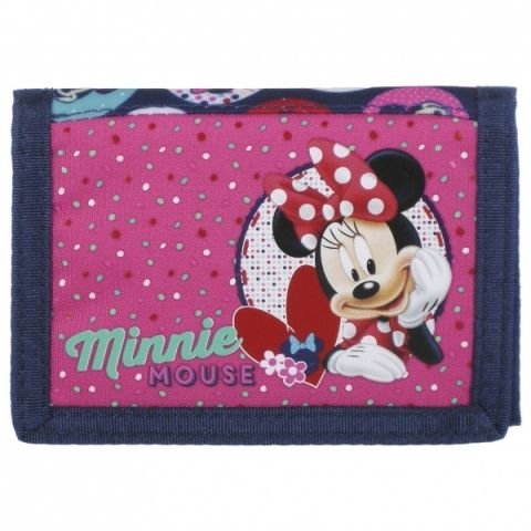 Peněženka MINIE dětská peněženka minnie dívčí peněženka disney dětská peněženka mickey