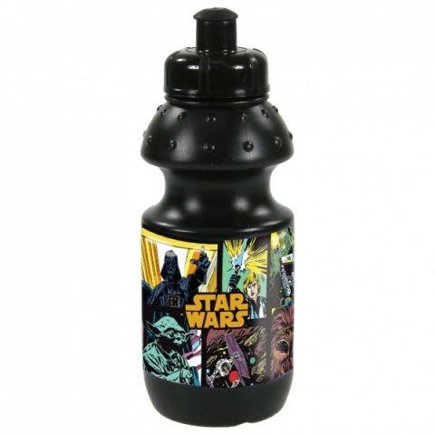 Plastová láhev na pití STAR WARS Disney