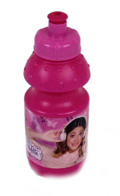 Plastová láhev na pití VIOLETTA Disney