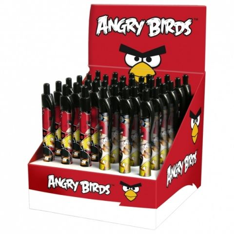 Dětská propiska Angry Birds Rio