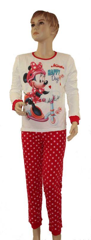 PYŽAMO - MINNIE - bílé Disney