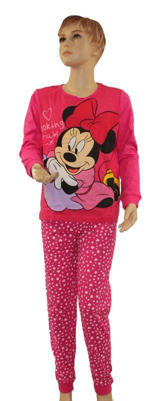 PYŽAMO - MINNIE - růžové Disney