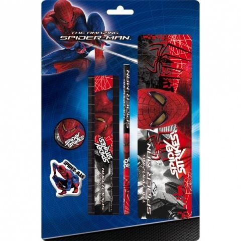 Sada psacích a školních potřeb SPIDERMAN Marvel