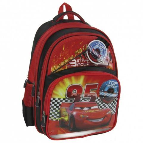 Dětský školní batoh CARS chlapecký Disney