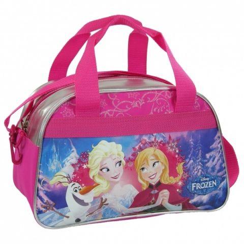 Dětská taška FROZEN sportovní růžová Disney