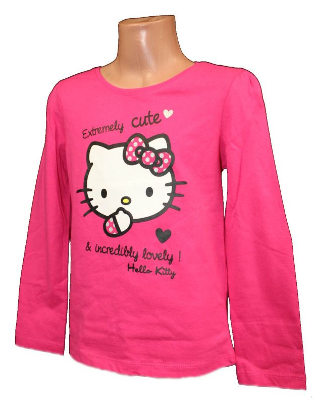 Triko HELLO KITTY - růžové Sanrio