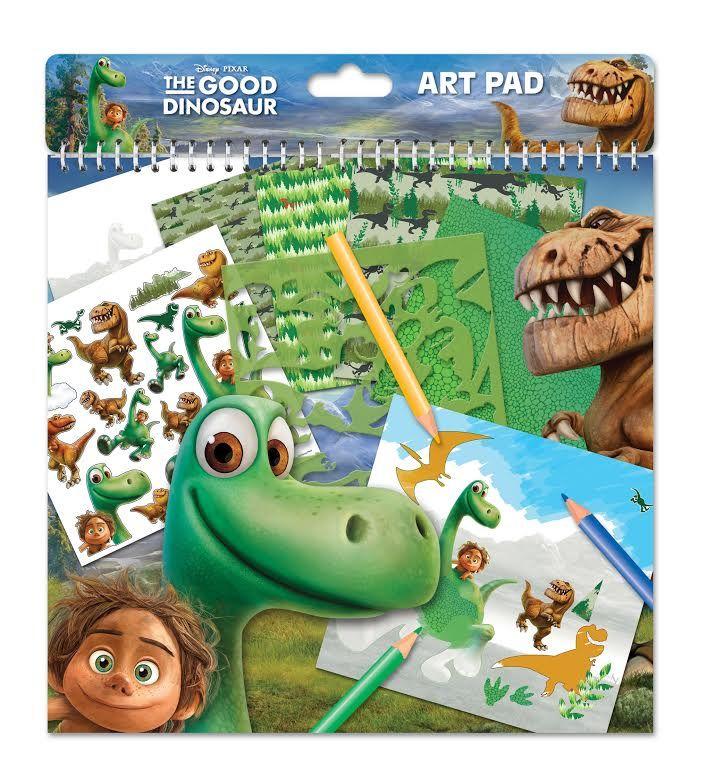 Velká kreativní sada Dinosaur Disney