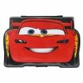 Zapínací kufřík se školními potřebami CAR'S