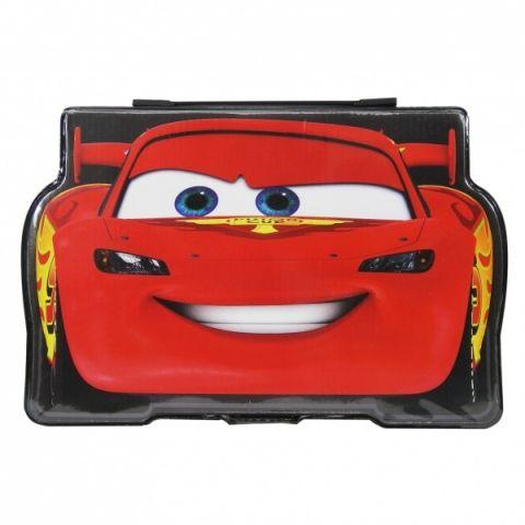 Zapínací kufřík se školními potřebami CAR'S Disney