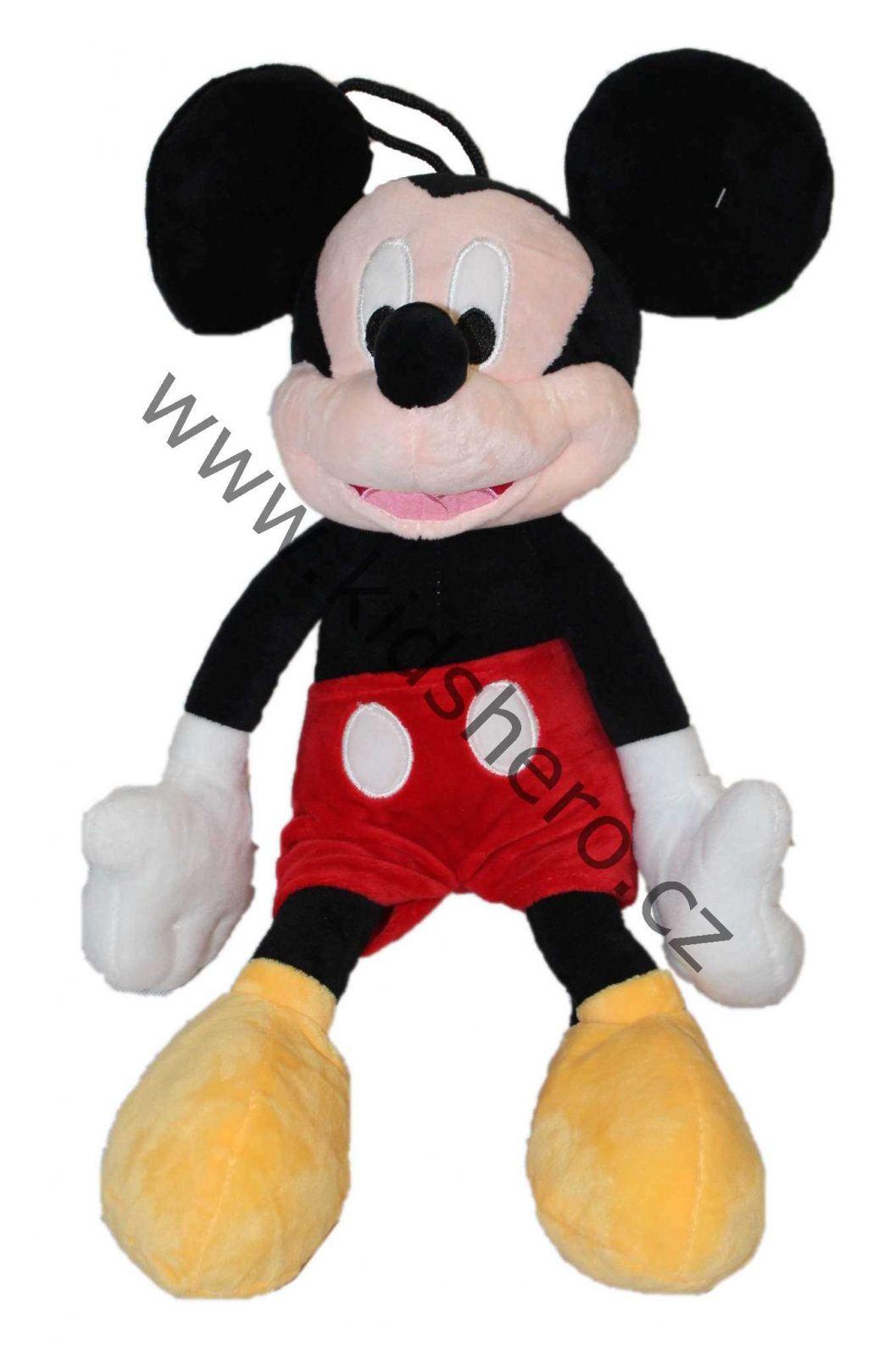 Plyšová hračka Mickey Mouse, Disney hračka, myšák Mickey Amedeo Gold