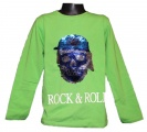 Chlapecké měnící tričko s lebkou přeměňovací triko Ben Nevis