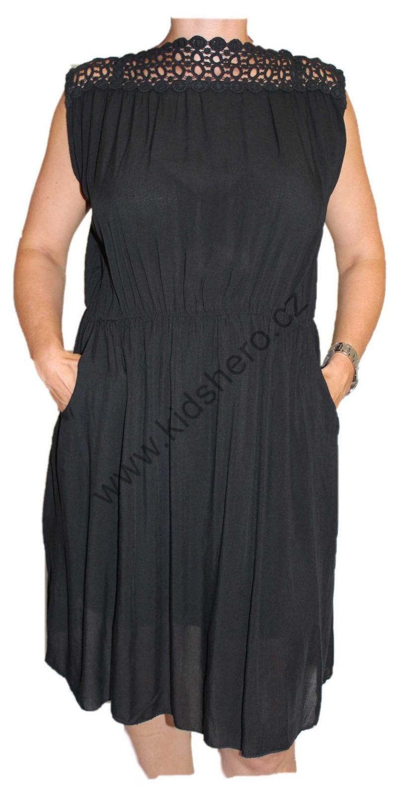 Dámské šaty s s krajkou letní dámské šaty