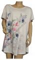 Dámské tričko/tunika - bílé