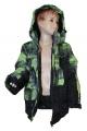 Dětská lyžařská bunda, dětská zimní bunda JUST PLAY