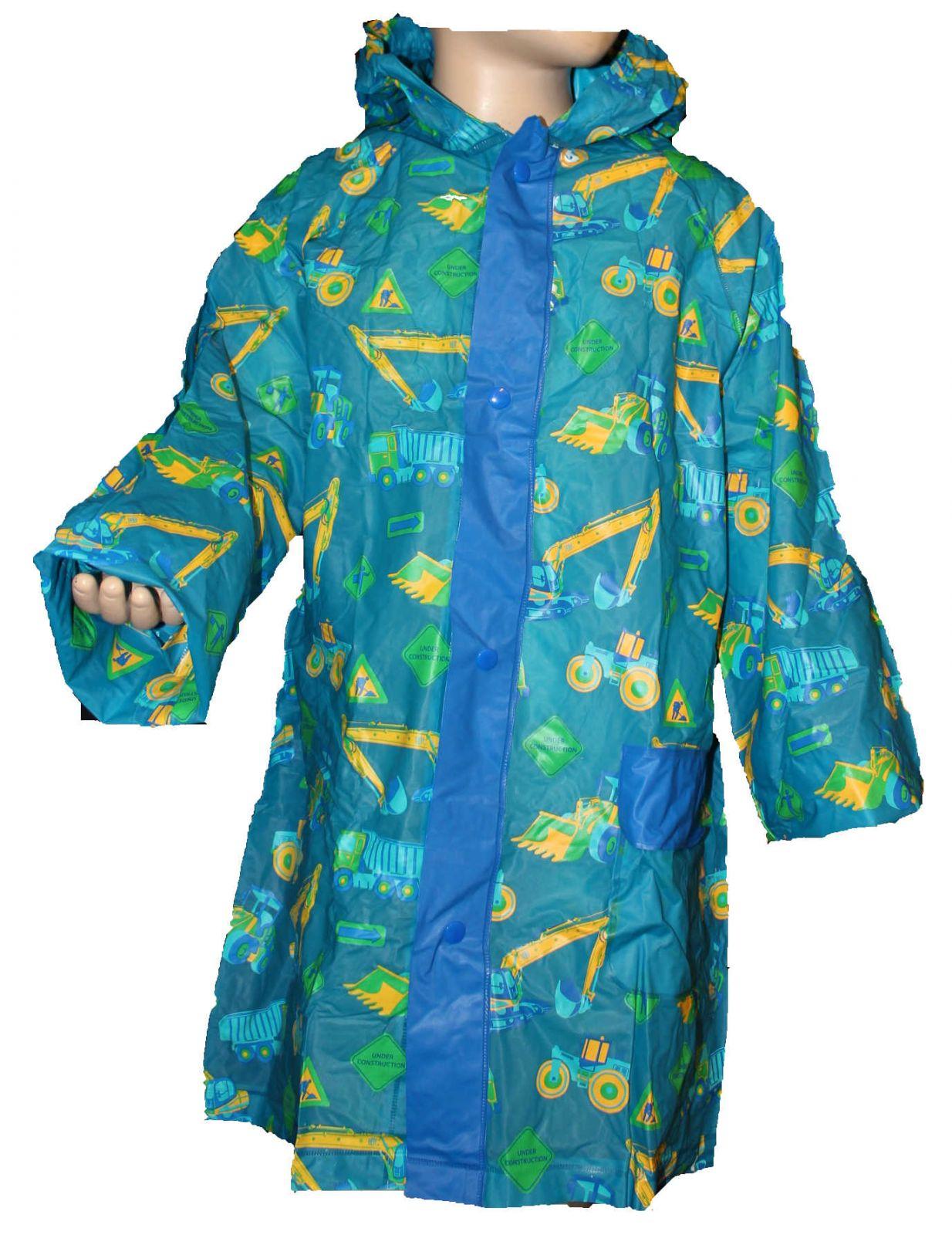 Dětská pláštěnka Kugo chlapecká pláštěnka