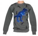 měnící mikina dinosaur přeměňovací mikina Leyz