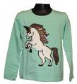 měnící tričko, přeměňovací tričko s koněm Tomurcuk