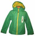 Jarní softshellová bunda Grace - zelená