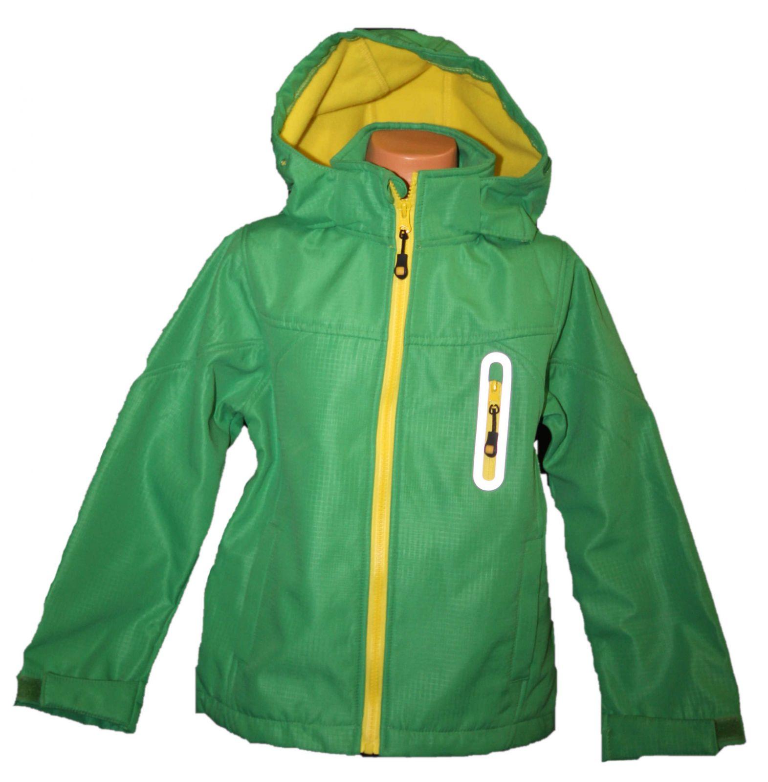 Dětská jarní softshellová bunda Grace, chlapecká softshellová bunda, dívčí softshellová bunda, jarní bundy, podzimní bunda