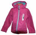 Jarní softshellová bunda Grace - růžová