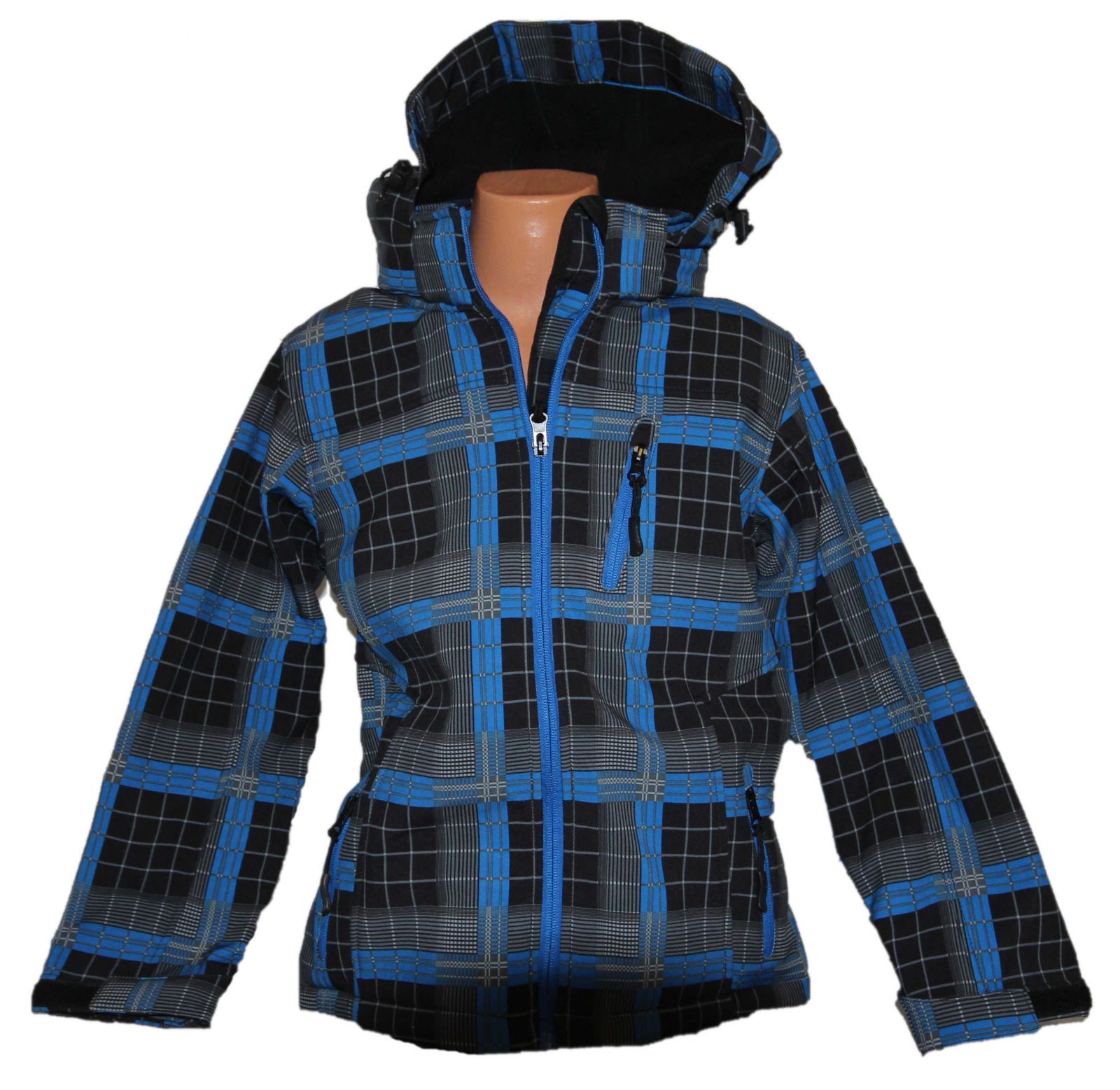 Dětská jarní softshellová bunda Fashion, dívčí softshellová bunda, chlapecká softshellová bunda, jarní bundy, podzimní bunda