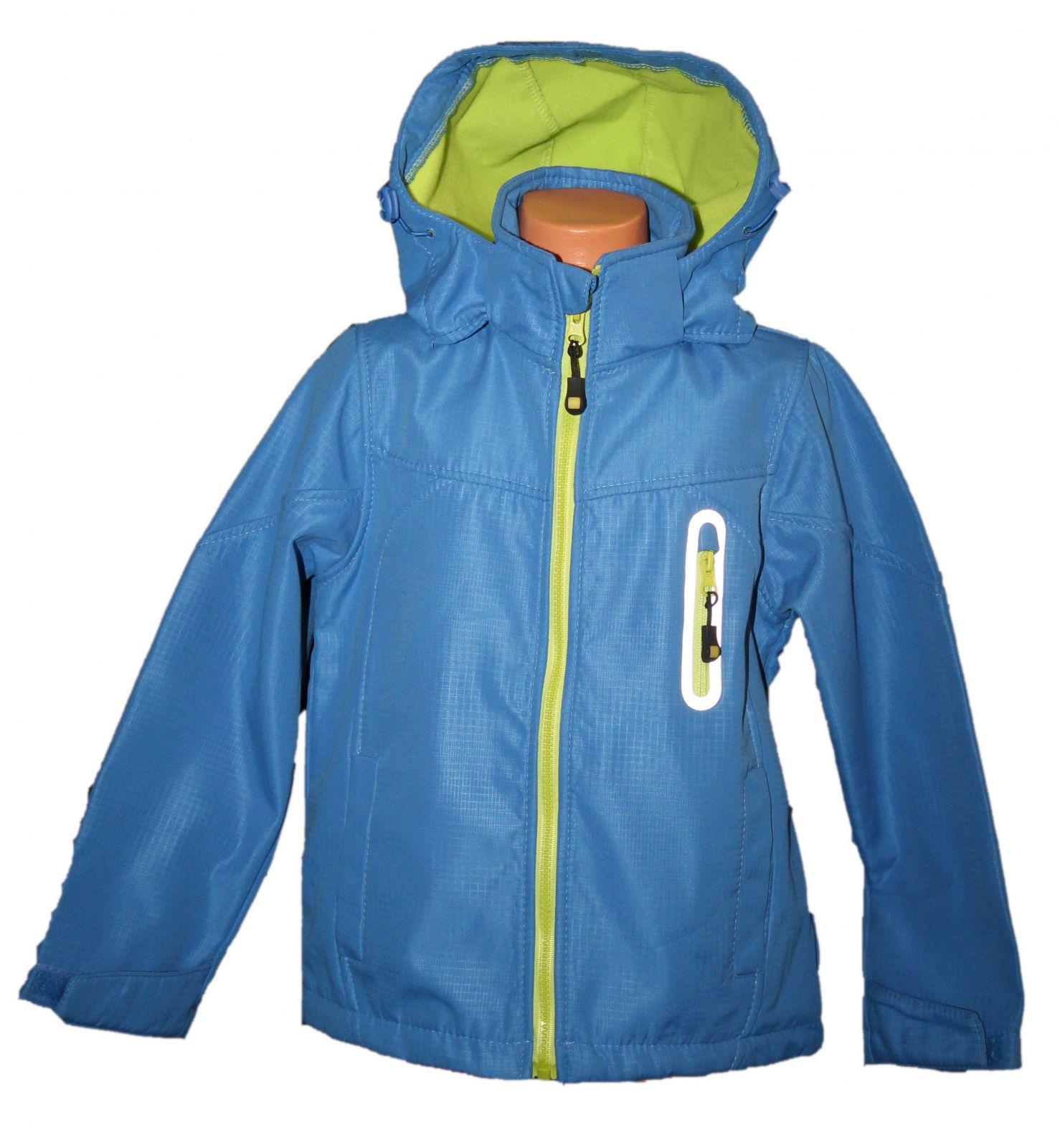 Dětská jarní softshellová bunda Grace, dívčí softshellová bunda, chlapecká softshellová bunda, jarní bundy, podzimní bunda