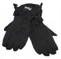 Dětské lyžařské rukavice ECHT - černé