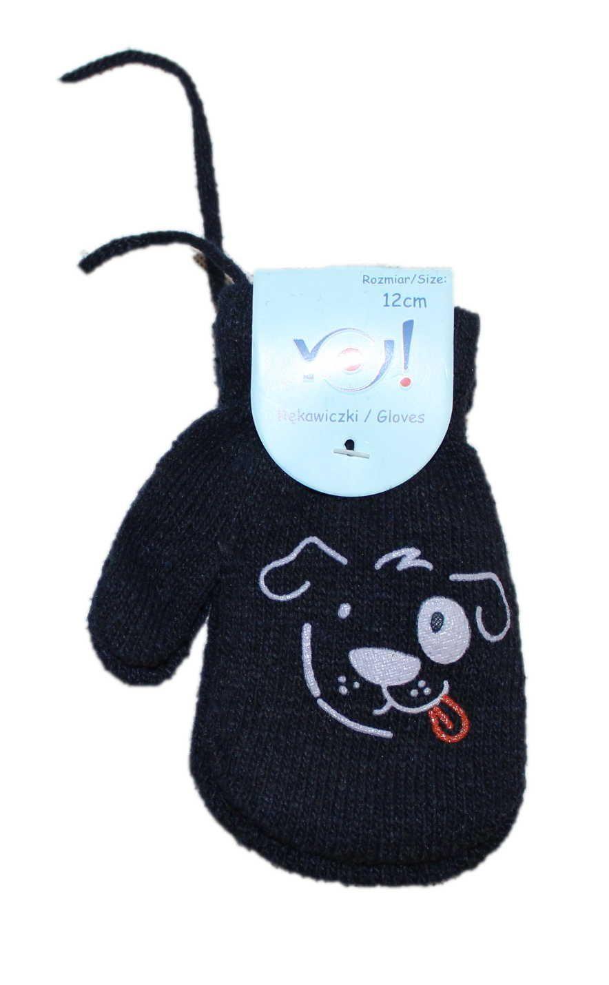 Dětské rukavice dětské palčáky slabé rukavice New fashion