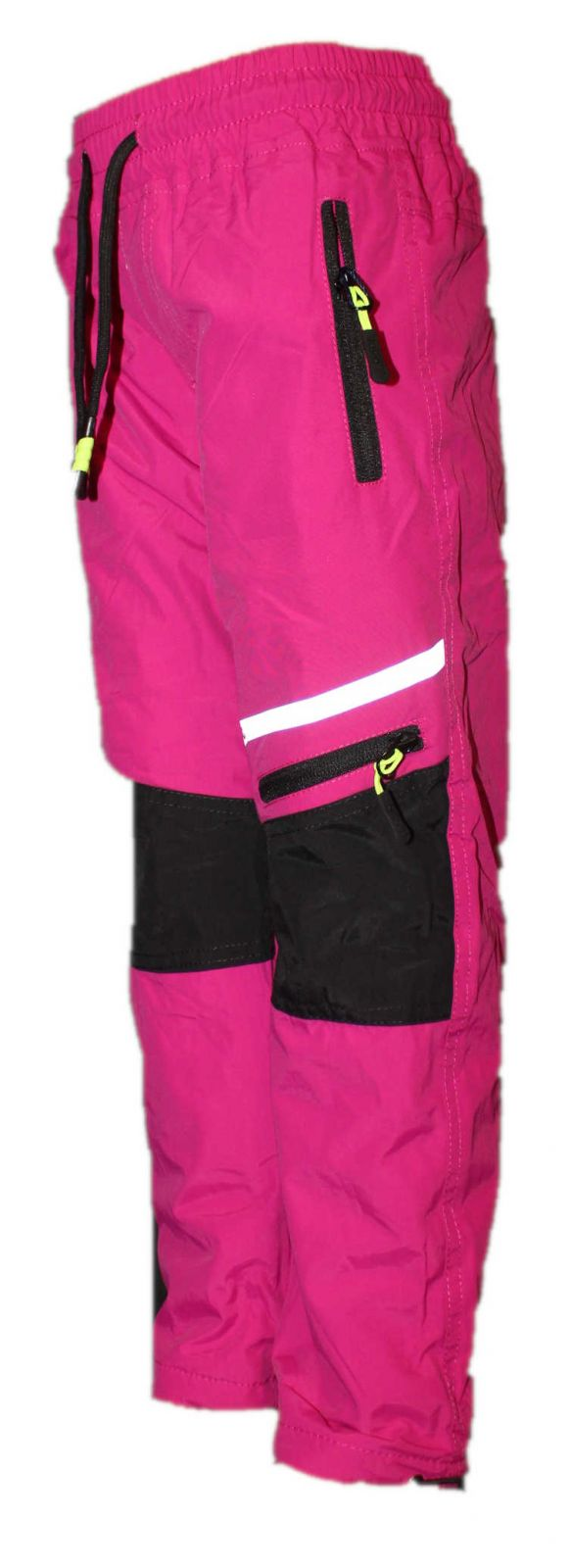 Dětské zateplené nepromokavé kalhoty zimní kalhoty zateplené kalhoty Sezon