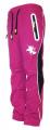 Softshellové kalhoty YIDI (zateplené) - růžovo-černé