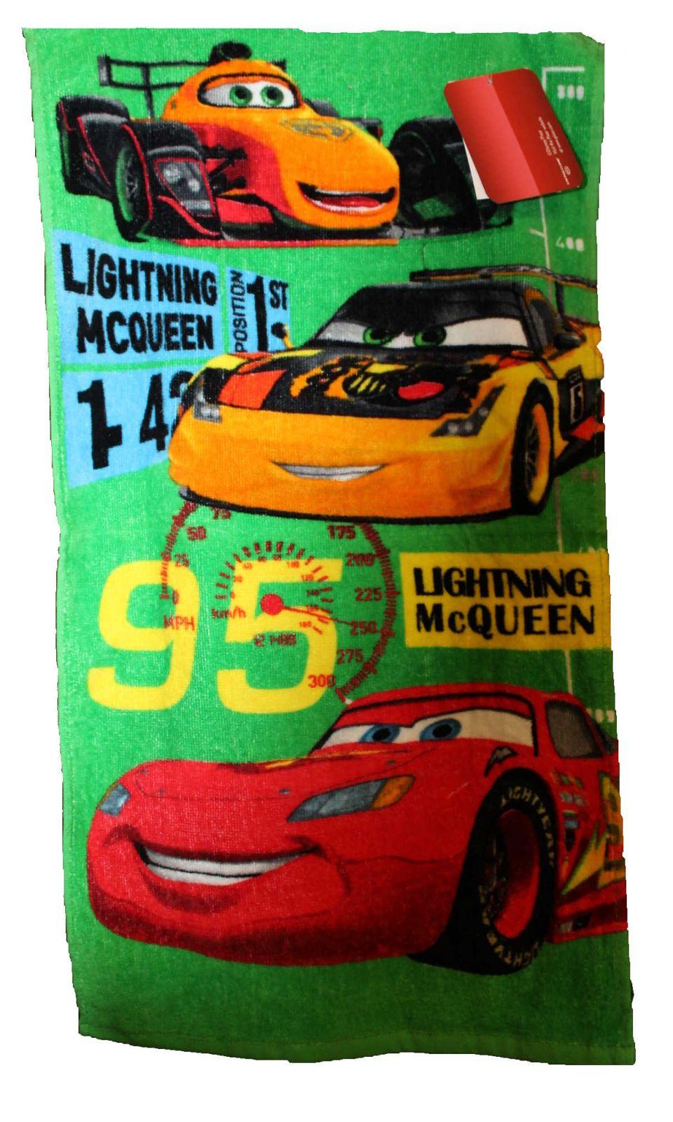 Dětský ručník Cars dětský ručník Disney